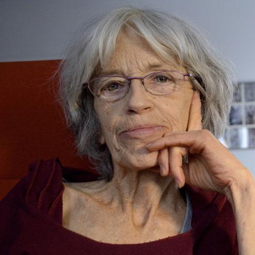 Hélène Paré, participante à la galerie virtuelle trace