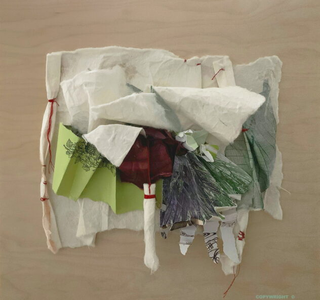 abstraction, Sylvie Brodeur